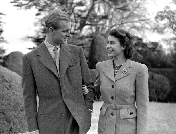 Queen elizabeth prince philip honeymoon pictures facts