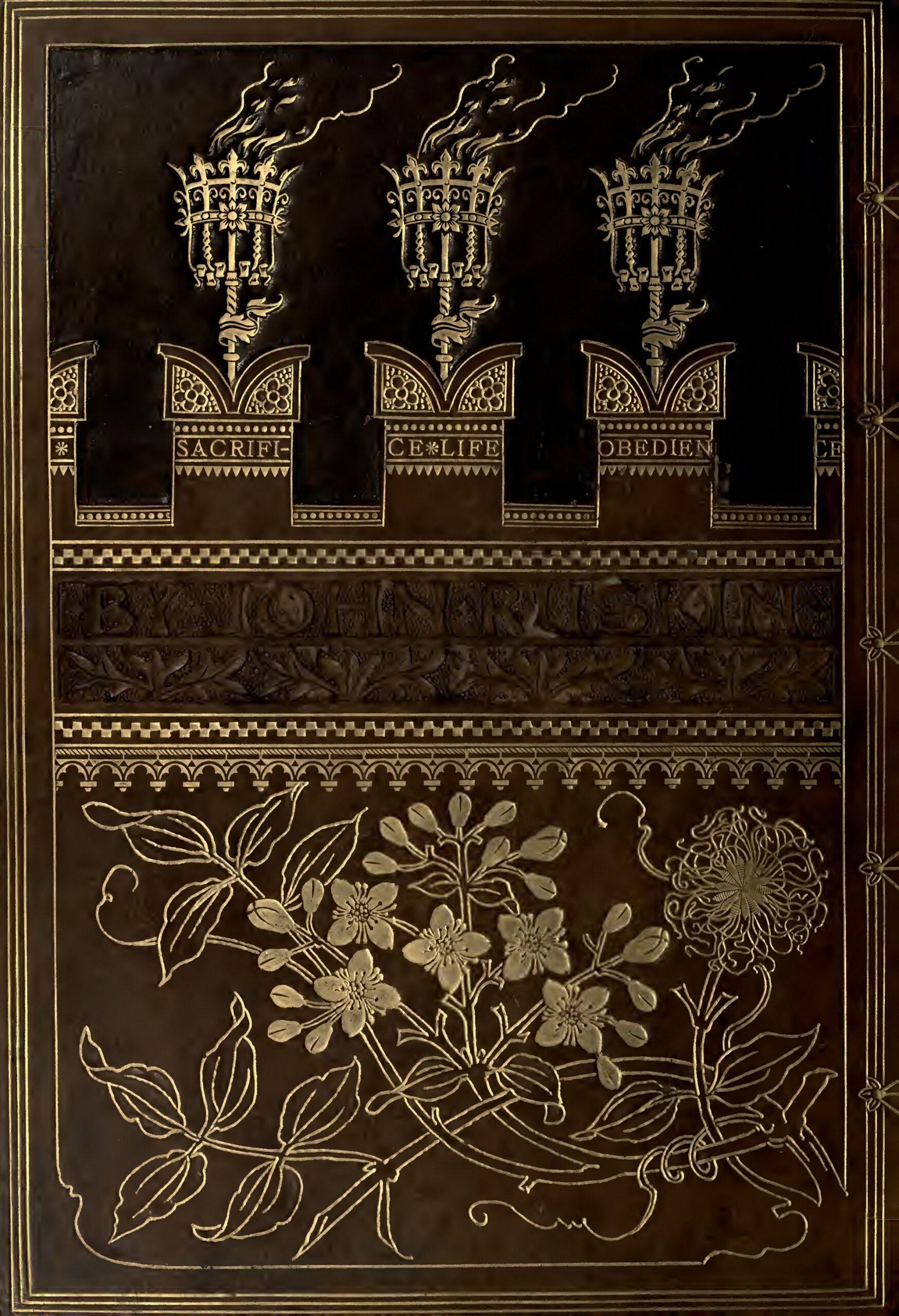 Ruskin seven lamps 1889 0283